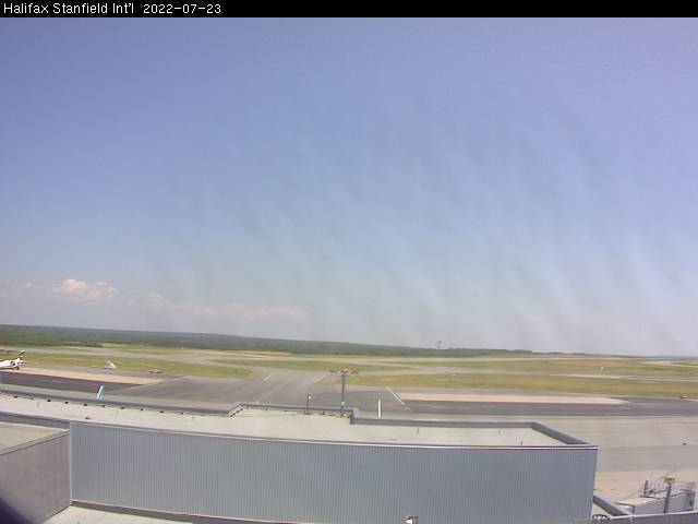 Webcam image of Airfield. Updated: 02:53 AM.